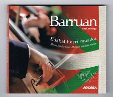 BARRUAN - EUSKAL HERRI MUSIKA - CD 11 TITRES - 2012 - NEUF NEW NEU
