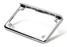 I6 complete motorcycle 6in LED License plate frame