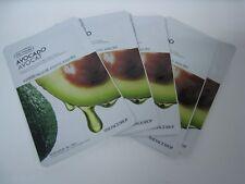 [THE FACE SHOP] Real Nature Mask Sheet - Avocado 20g X 5 Sheet