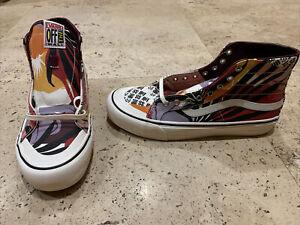 Vans PALM FLORAL SK8-HI 138 DECON Size 10.5 /Women's 12