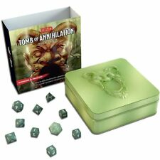 D&D Tomb of Annihilation Dice Set Board Game