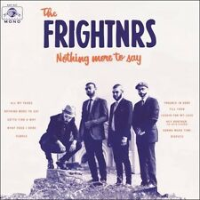 The Frightnrs - Nothing More To Say [New Vinyl]