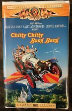 Chitty Chitty Bang Bang (VHS, 1998, Commemorative 30th Anniversary Edition)