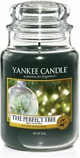 Yankee Candle Large Jar The Perfect Tree Christmas