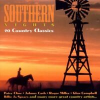 Various Artists - Southern Nights: 20 Country Classics (CD) (1998)