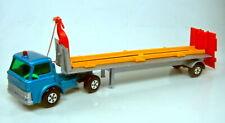 Matchbox Superking Big MX K-20 Tractor Transporter metallic Farben