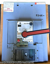 GE Power Break manually operated bolt in, TP3030TTR, 3000 AMP 1 Year Warranty