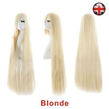 Christmas Women Long Hair Full Wig Natural Curly Wavy Straight Synthetic Hair