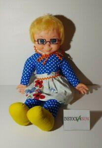 """Mattel 1967 Mrs. Beasley 22"""" doll Family Affair"""