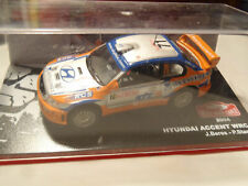 1/43 Hyundai Accent Wrc #71 Rallye Monte Carlo 2004 Beres 9e Ixo Altaya 72