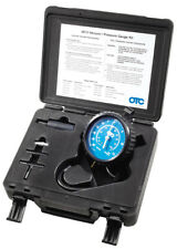 OTC Tools Vacuum & Pressure Gauge Tester Kit - automotive tool - diagnostic