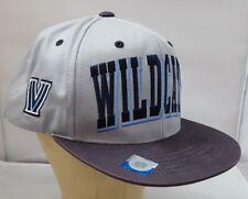 Villanova WILDCATS Snapback Baseball Hat Top of the World gray blue black