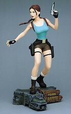 "NEW! LARA CROFT: TOMB RAIDER 12"" STATUE By VARNER STUDIOS Maquette Bust Figure"