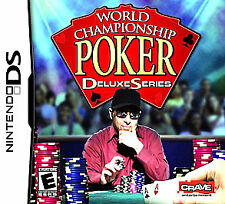 World Championship Poker: Deluxe Series (Nintendo DS, 2005)