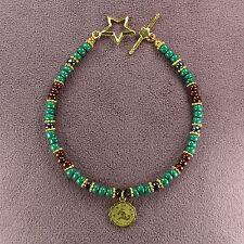 CAPRICORN ZODIAC CHARM BRACELET Amulet Astrology Sun Sign Star Symbol Horoscope