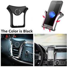 Durable Stable Black Mobile Phone Air Outlet Bracket Snap-in Navigation Bracket