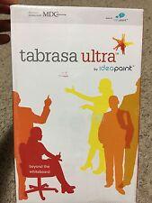 Ideapaint ,Tabrasa Ultra Off White - board paint kit 50sq ft