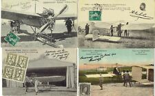 France Airmail 1910 to a few later lot of mainly early flight cards many signed