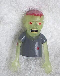 Vintage Jigglers Rubber Monster  Uglies 1960s Finger Puppet