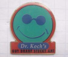 Le Dr KOCH'S/jus de fruits... boissons PIN (166e)