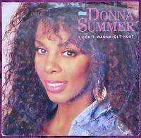 "Donna Summer – I Don't Wanna Get Hurt 7"" – U 7567 – Ex"