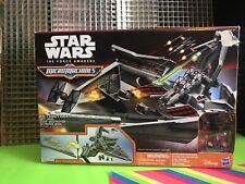 Star Wars Force Awakens Micro Machines  Star Destroyer Playset NEW/Damaged Box