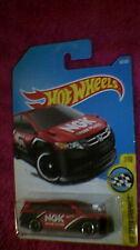 "Hot Wheels - US Card - #58 Honda Odyssey - Red & Black ""NGK Spark Plugs"""