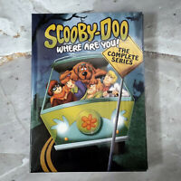 Scooby-Doo, Where Are You: The Complete Series (DVD, 7-Disc Set) US Seller