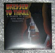 CD Dressed To Thrill: A Tribute To KISS With Female Vocalists Gene Simmons