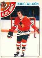 1978-79 O-Pee-Chee Doug Wilson #168 Frsca