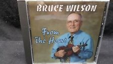Bruce Wilson - From the Heart (CD, 2002 BW-CD101) Fiddle music