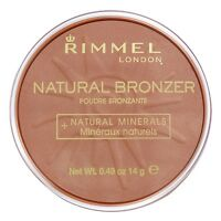 Rimmel London Natural Bronzer, Sun Dance [027] 0.49 oz (Pack of 2)