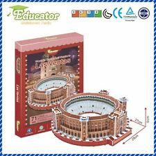 Spainish 3D Puzzle Buliding Model LAS VENRAS DIY Puzzle Game Souvenir