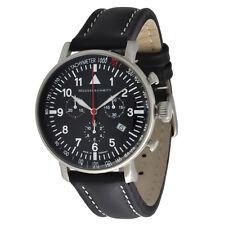 Messerschmitt Mosca Ruhr Cronografo Quarzo me-755l 3atm 5030.d Ronda Quarzo di