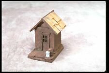 Smc-203 Small Shed with Porch Ho-Scale (unfinished)