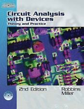 Circuit Analysis : Theory and Practice by Allan H. Robbins and Wilhelm Miller...