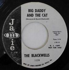 BLACKWELLS 45 Big Daddy & the Cat/Love or Money JAMIE teen VG++ promo ct315