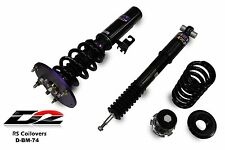 D2 Racing RS Coilovers BMW 2-SERIES F22 220I 228I 235I 2014+ 36 WAY ADJUSTABLE