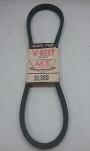 ACE HARDWARE GENERAL UTILITY V-BELT FHP 5L380