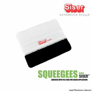 SISER Tools *** SQUEEGEE *** Free Shipping, Guaranteed Delivery
