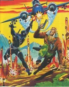 Marvel Comics Gi Joe European Missions Issue No 02 Death or Glory July 1988