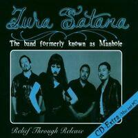 Tura Satana (Manhole) Relief through release (1997) [CD]