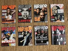 Hip Hop Magazine Collection 8 Classic Issues Suge Knight Snoop Dre Pac Death Row