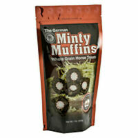(LOT OF 2) German Minty Muffins Horse Treats - LOWEST PRICE ON WEB!!!