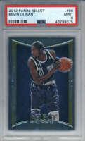 2012-13 Panini Select Kevin Durant #88 Oklahoma City Thunder PSA 9