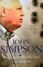 Not Quite World's End by Simpson John - Book - Paperback - Non Fiction