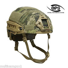 OPS/UR-TACTICAL HELMET COVER FOR CRYE AIR-FRAME HELMET IN A-TACS IX-LARGE