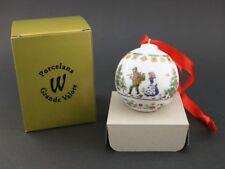 Porcelana Grande Valore Weihnachtskugel Kugel Hänsel und Gretel in der ovp