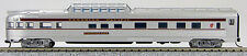 N Budd Passenger Dome Observation Car Canadian Pacific (Silver/Maroon)(1-041385)