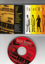 NAKED BARBIES-LIVING INDEPENDENTLY-1998 CD-FINE CULT GROUP